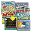 Gail Gibbons Weather Books - Set of 6