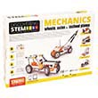 Engino® Discovering STEM™ MECHANICS: Wheels, Axles & Inclined Planes