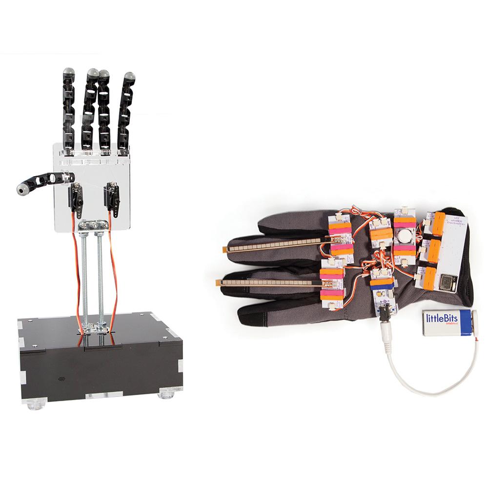 Littlebits™ arduino coding kit stem eai education