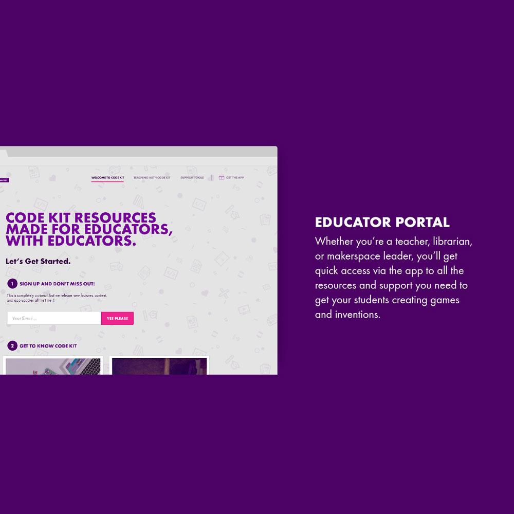 littleBits™ Code Kit Education Class Packs - 30 Students