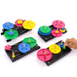 TeacherGeek Gears & Pulleys Tinker Set - Single