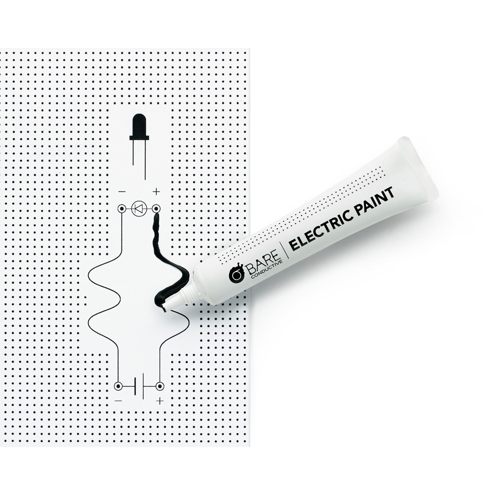 bare conductive electric paint - 10ml tube