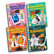 Science Alliance Books - Life Science - Set of 4