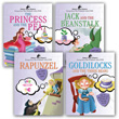 Fairy Tale Fixers: Fixing Fairy Tale Problems with STEM  - Set of 4