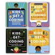 Kids Get Coding Series - Set 2 - Set of 4