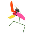 TeacherGeek Wind Pump, Wind Turbine/Mill Activity - Single