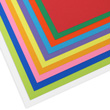 Card Stock: Assorted Colors - 100 Sheets
