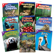 Smithsonian Informational Text: Animals & Ecosystems 9-Book Set