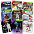 Smithsonian Informational Text: Creative Solutions 9-Book Set - Grades 3-5