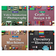 Makerspace: Make It! Books - Set of 4