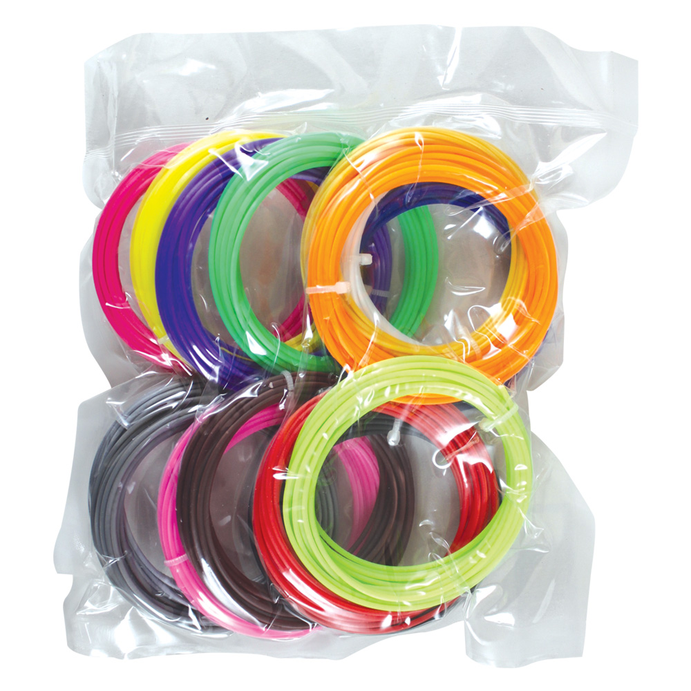 3D Magic Pen™ Filament Pack - 15 Vibrant Colors
