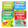 Ready, Set, Code! - Set of 4
