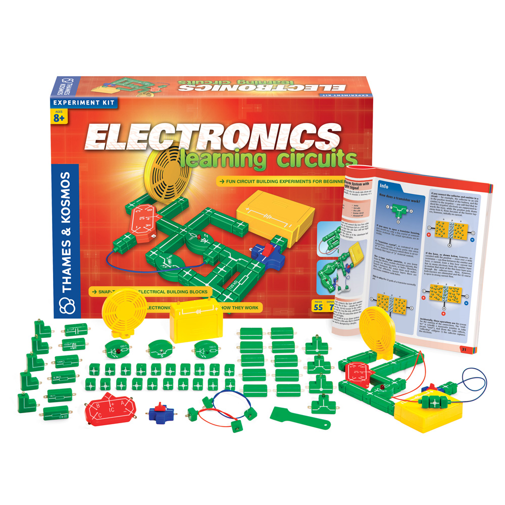 Electronics Learning Circuits Stem Eai Education Circuitry And Sound Creation Fun Build Related Circuit