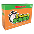 5-Minute Science: Grades 4-6: Instant WOW! Activities That Get Kids Excited About Science