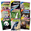 Smithsonian Informational Text: Animals 9-Book Set - Grades K-2
