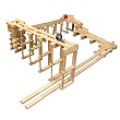 KEVA® Maple Construction 200 Plank Set