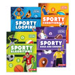 Sports Coding Concept - Set of 4