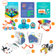 Wonder Workshop K-5 Classroom Pack with 1-Year Class Connect Subscription