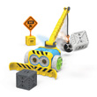 Botley® the Coding Robot Crashin' Construction Accessory Set