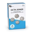 Octa Joiner for Building Planks