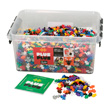 Plus-Plus 3600 Piece Set in a Tub - Basic Colors