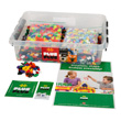 Plus-Plus 3600 Piece Set in a Tub - All Colors