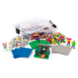 Plus-Plus 3600 Piece Set with 12 Baseplates - All Colors