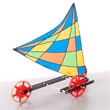 Teachergeek Advanced Sail Car - Single