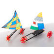Teachergeek Advanced Sail Car - 10 Pack
