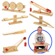 Complete Set of Simple Machine Demonstration Models - Set of 7