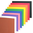 Construction Paper - Lightweight: Assorted Colors - 40 Sheets