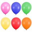 "Balloons: 9"" Latex - Pack of 100"
