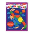 Puzzles for Pattern Blocks - Pattern Animals: Grades 1-4