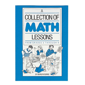 Collection of Math Lessons, Grades 3-6