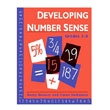 Developing Number Sense