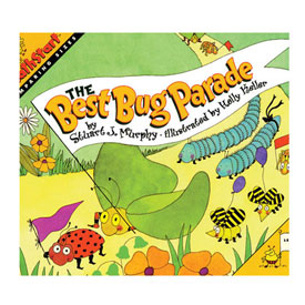 MathStart® Level 1: The Best Bug Parade - Comparing Sizes