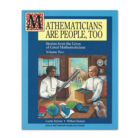Mathematicians Are People: Volume 2, Grades 3-7