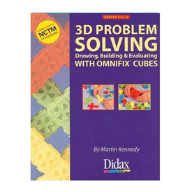 3D Problem Solving with Omnifix® Cubes