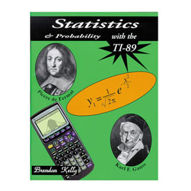 Statistics & Probability with the TI-89