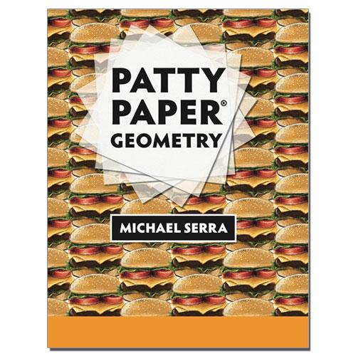 Patty Paper Geometry: Teacher Book - Math Manipulatives, Supplies