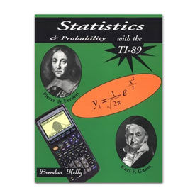 Statistics With The TI-89