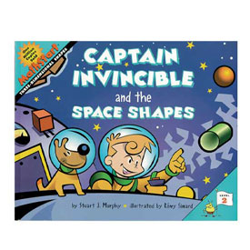 MathStart® Level 2: Captain Invincible and the Space Shapes - 3D