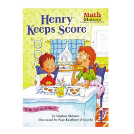 Math Matters®: Henry Keeps Score - Comparing
