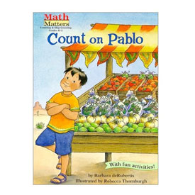 Math Matters®: Count on Pablo - Counting & Skip Counting