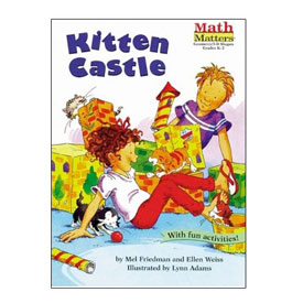 Math Matters®: Kitten Castle - Geometry/3-D Shapes