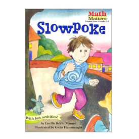 Math Matters®: Slowpoke - Elapsed Time