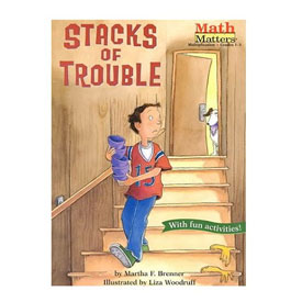 Math Matters®: Stacks of Trouble - Multiplication