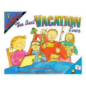 MathStart® Level 2: The Best Vacation Ever - Collecting Data