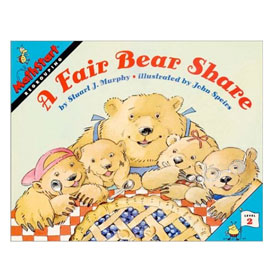 MathStart® Level 2: A Fair Bear Share - Regrouping