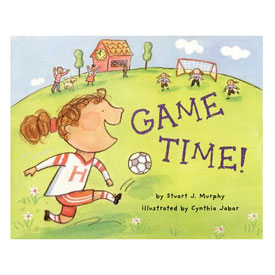 MathStart® Level 3: Game Time! - Time